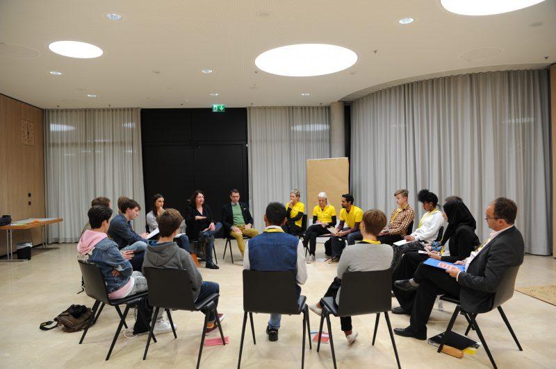 Workshop, Landtag, landtagbw, böhlen,Jugendlandtag, 2017